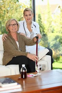 Elder Care Manager Image, caregiver,