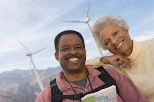 Image of Windmills in Northwest Indiana on NWISeniors.com