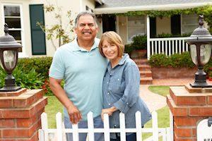 Senior Housing, age in place, senior couple