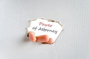 Power of Attorney Image on NWISeniors.com, seniors