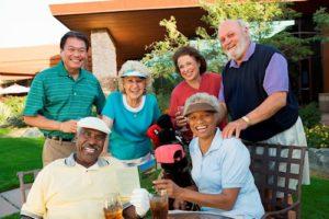 Image of Seniors on NWISeniors.com