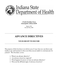 Advance Directive versus Power of Attorney Image on NWI Seniors.com
