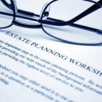Estate Plan Image, glasses, planning, worksheet
