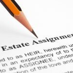 Estate Plan Image, heir, assignment, pencil