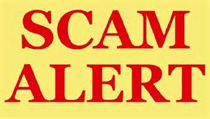 Image of Contractor Scam Alert