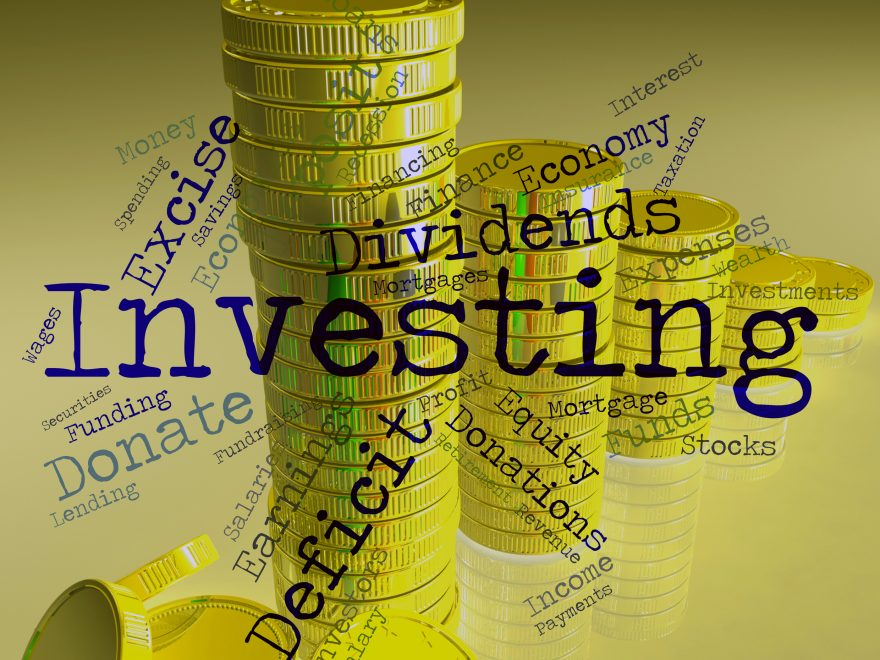 Investing for Seniors Image