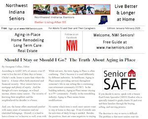 NWI Seniors Newspaper Jan-Feb 2020 Image