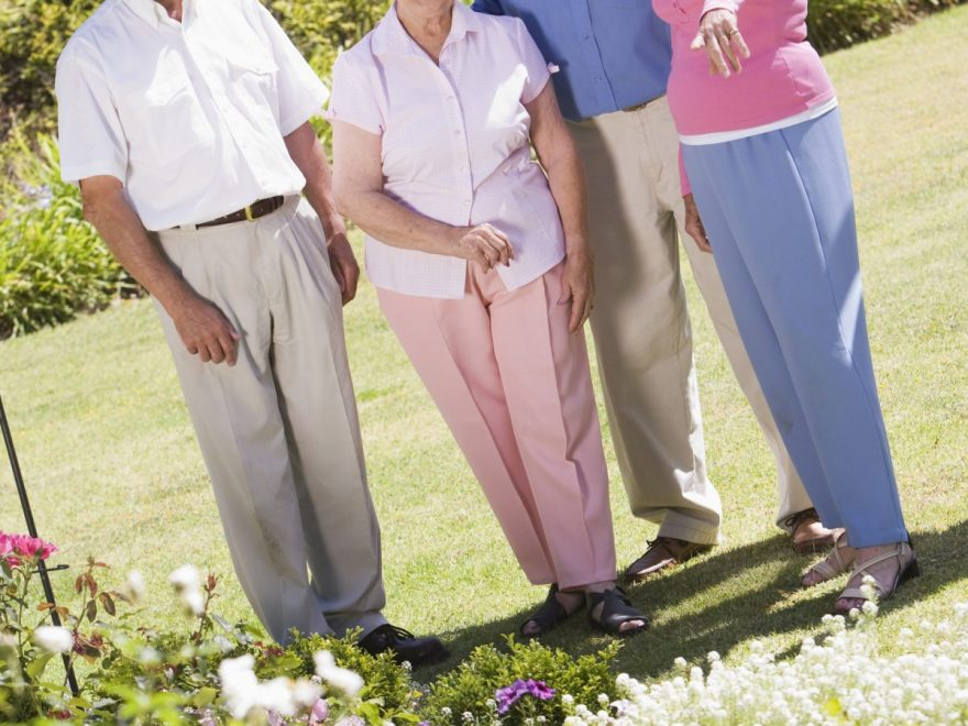 Independent Senior Living is Maintenance Free Image